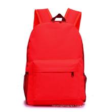 Professional Factory Oxford Red Laptop Bag Backpack Randoseru Bookbags School Bag for Students
