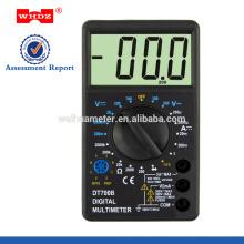 Multimètre numérique DT700B CE avec le grand mètre d'écran de la CE