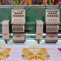 CBL-T620+H920 flat and chenille embroidery machine