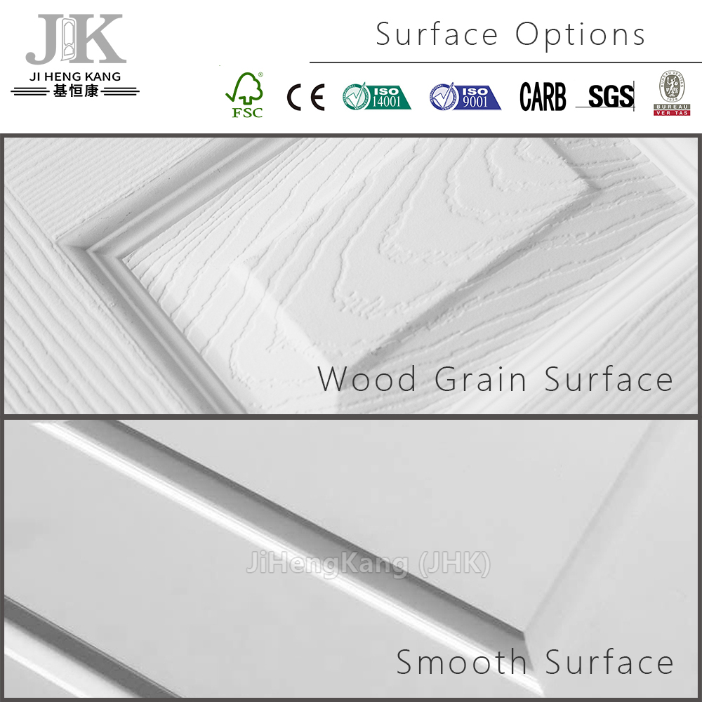 JHK-Good Quality Cheap Economic Competitive White Door Skin