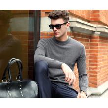Men′s Cashmere Sweater with Round Neck (13brdm002-4)