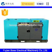 Вэйфан генераторный агрегат 220В 50Гц 40кВА дизель