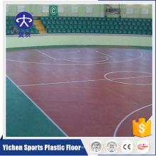 Machine Manufacturers Pvc Vinyl Basketball Flooring