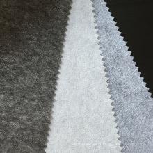 Interlignage de col en polyester pour chemise