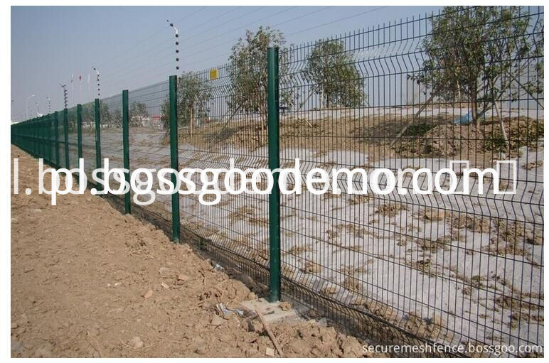 3D Wire Mesh Fencek