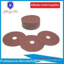 """4"""" resin fiber disc"""