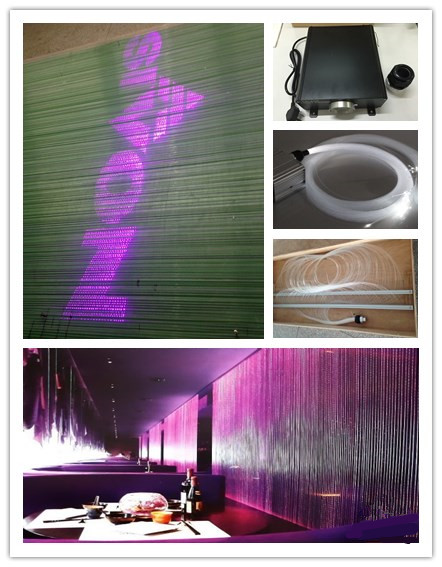 fiber curtain project