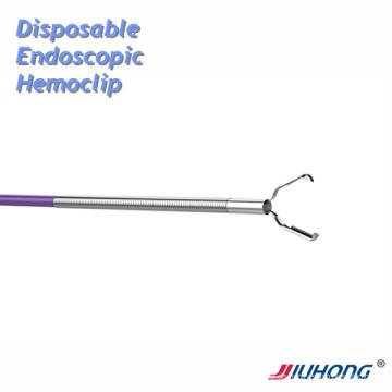 Endoskopische Produkte! Chirurgische Hemoclip für die Slowakei Endoskopie