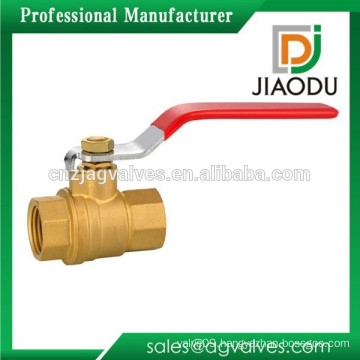 15mm 22mm 25mm 28mm 40mm 50mm Dimensions Lever Handle 2 Way Npt Female Threaded Brass Ball Valve