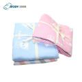 Baby Musselin Swaddle Multilayer Blanket Geschenkset