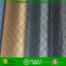 Polyester beschichtet Mesh-Gewebe mit Rautenmuster für Oberbekleidung