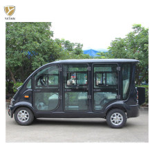 6 Seats off Road Battery Powered Classic Shuttle Electric Sightseeing Golf Car for Wholesale