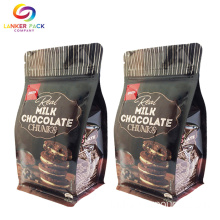 FAD Approved Reusable Laminated Plastic Food Pouches