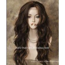 Belle perruque 100% de cheveux humains
