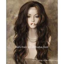 Beautiful 100% human hair full lace wig