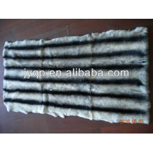 2017 genuino Rex Rabbit Fur Plate