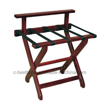 Foldable Luaggage Rack Stool Bedroom Tray Stand
