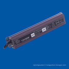 IP67 Outdoor Driver DC12V Alimentation pour lampe LED