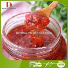 Almendres de goji fraîches en conserve organiques noviles / wolfberry frais en conserve