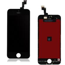 Original LCD portable de gros pour téléphone portable pour iPhone 6 6s Plus 5s 5c Screen Display