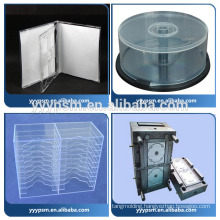 OEM CD faceplate injection plastic mould for plastic auto part