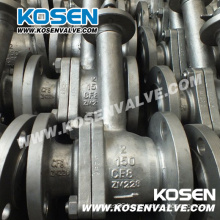 Low Temperature Cast Steel Floating Ball Valves