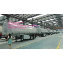Truk Bahan Bakar Semi Trailer SINOTRUK 2Axles