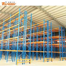 rayonnage de stockage de stockage d'entrepôt résistant réglable en hauteur de taille variable