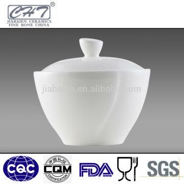 Porcelana fina de porcelana de porcelana de açúcar de cerâmica