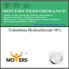 Top Quality Plant Extract - Cloridrato de Yohimbina 98%