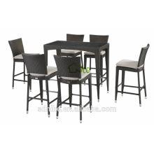 2014 billig bar Tisch Stuhl und Bar-Set