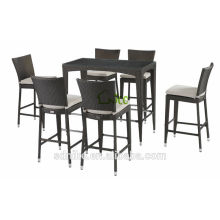 2014 cheap bar table chair and bar set