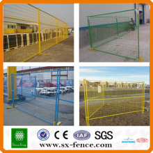 Canada temporary frame wire fence