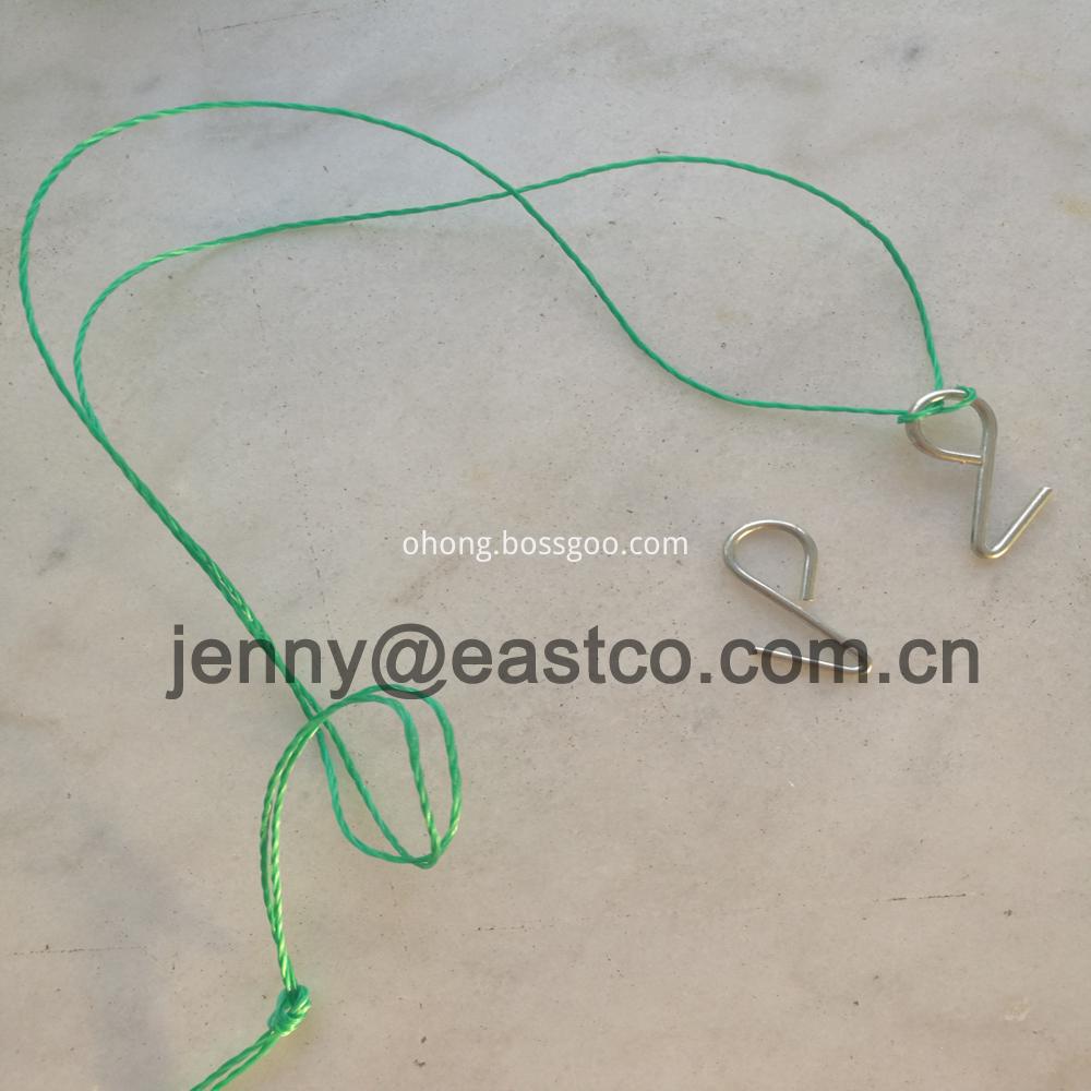 PE Rope Tarp Hooks