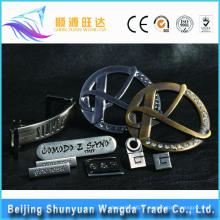 China Factory fabrique des accessoires en métal de haute qualité pour le commerce de gros