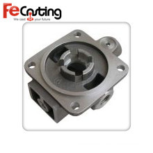 Custom Aluminium Alloy Sand Casting Pump Body