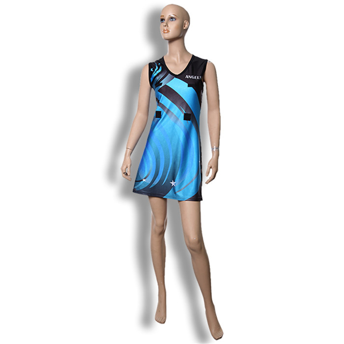 sliming netball uniforms