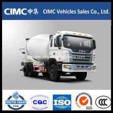 Camión mezclador JAC Concret Truck / 6 * 4