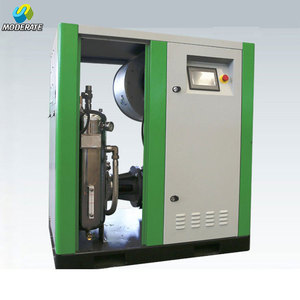 Air Lubricated Oil Free Screw Air Compressor