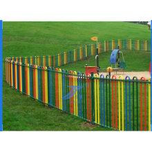 Clôture de Bow Top pour Gardon ou parc d'attractions (TS-BTF01)