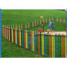 Bow Top Fence for Gardon or Amusement Park (TS-BTF01)