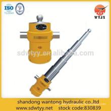 Cilindros hidráulicos de ação simples FC e FE para caminhão basculante