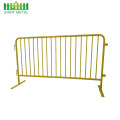 Galvanized Traffic Parking Road Crowd Control Barrier