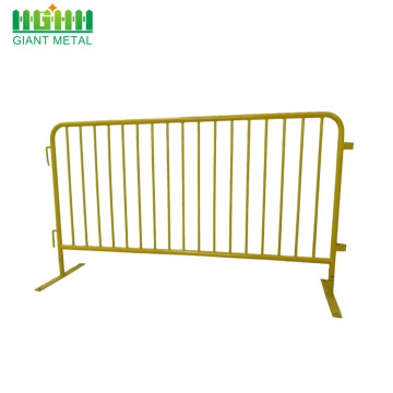 Hebei Giant Galvanized steel Crowd Control Barrier Pagar