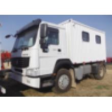 Vehículo de mantenimiento multifunción de venta caliente 2016