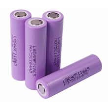 Cellule de batterie LG ICR18650MF1 2150mAh 10A