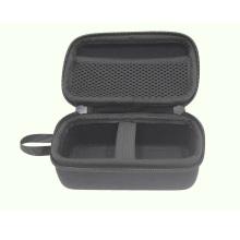 Hard mini nylon bluetooth speaker case with strap