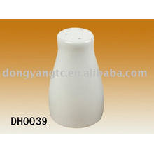 Factory direct wholesale porcelain pepper pot