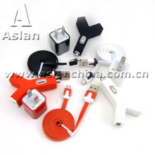 USA Promotion Gift 3 in 1 Y Shape Car Charger Kit for Samsung Professional Manufacturer and Supplier (AK-060)