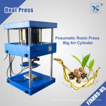 Presse de la nouvelle haute pression colophane extracteur chaleur machine